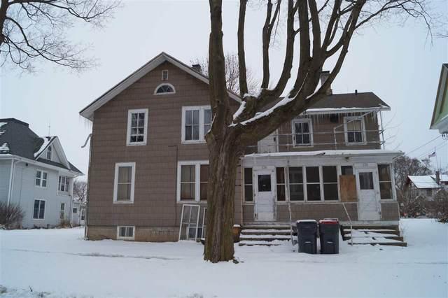 132 N Highland Street, HUSTISFORD, WI 53034 (#50217675) :: Symes Realty, LLC