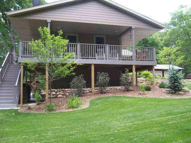 W9888 Buttercup Avenue, Wautoma, WI 54982 (#50217681) :: Todd Wiese Homeselling System, Inc.