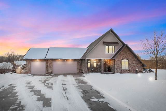 N1471 Wieckert Court, Greenville, WI 54942 (#50217686) :: Dallaire Realty