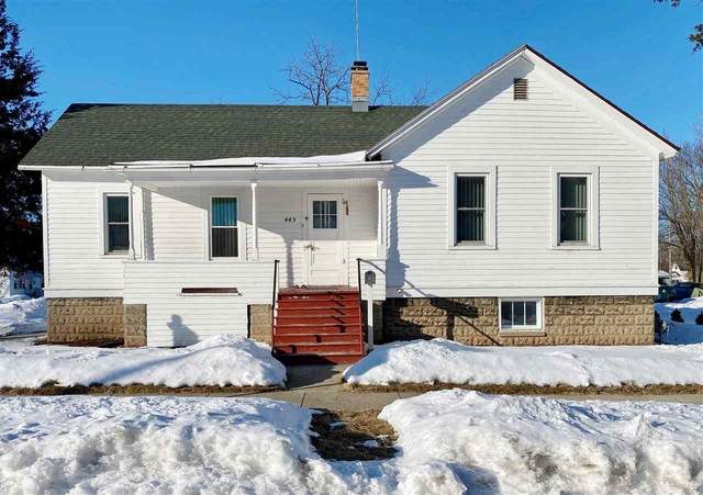 443 Thomas Street, Fond Du Lac, WI 54935 (#50217687) :: Dallaire Realty