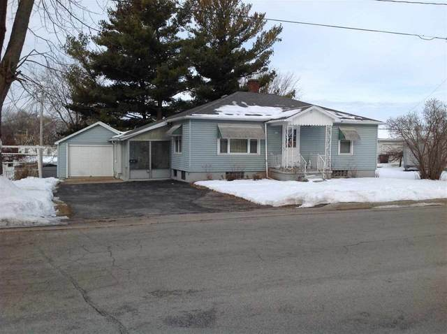 721 N Webster Street, Omro, WI 54963 (#50217693) :: Dallaire Realty