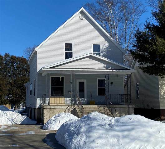 312 Terrace Avenue, Marinette, WI 54143 (#50217700) :: Todd Wiese Homeselling System, Inc.