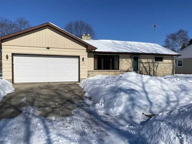 1164 W Hosmer Street, Marinette, WI 54143 (#50217713) :: Todd Wiese Homeselling System, Inc.