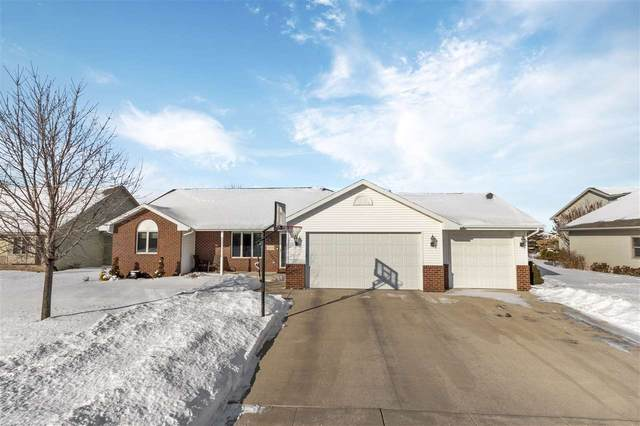 3215 Streamview Lane, Appleton, WI 54913 (#50217721) :: Dallaire Realty