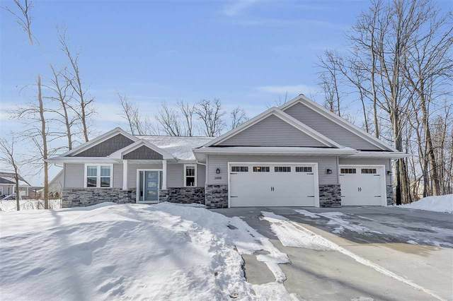 3498 Fagerville Way, Green Bay, WI 54311 (#50217775) :: Todd Wiese Homeselling System, Inc.