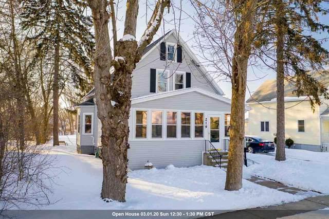 219 Van Street, Neenah, WI 54956 (#50217777) :: Todd Wiese Homeselling System, Inc.
