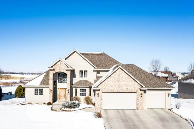 1399 Bingham Drive, De Pere, WI 54115 (#50217782) :: Todd Wiese Homeselling System, Inc.