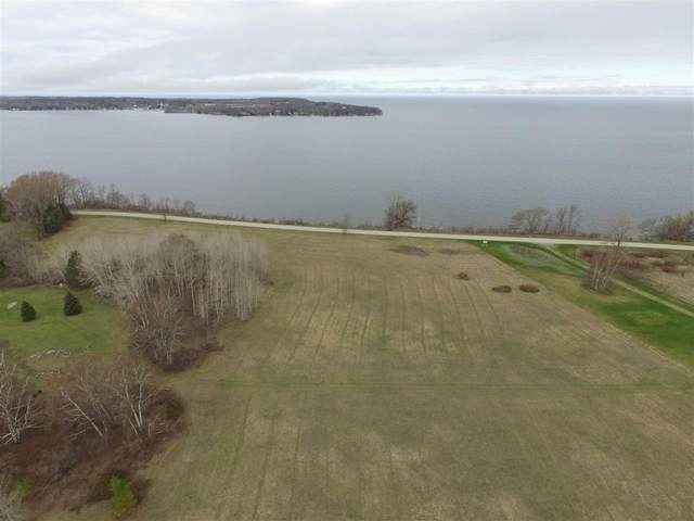 Stevenson Pier Road, Sturgeon Bay, WI 54235 (#50217794) :: Todd Wiese Homeselling System, Inc.