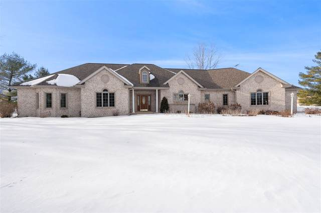 N4761 Bueno Vista Court, Krakow, WI 54137 (#50217807) :: Todd Wiese Homeselling System, Inc.