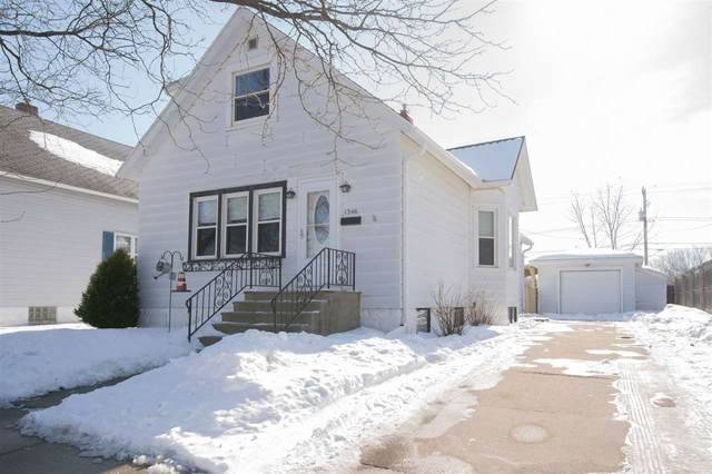 1346 Elm Street, Green Bay, WI 54302 (#50217819) :: Todd Wiese Homeselling System, Inc.