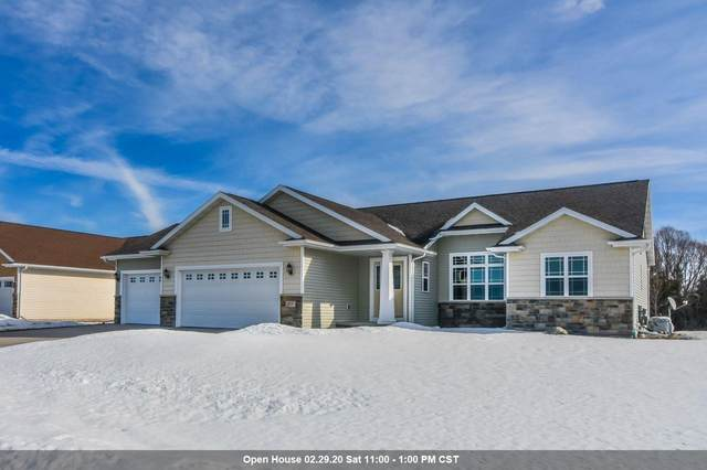 1818 Buser Drive, Neenah, WI 54956 (#50217831) :: Dallaire Realty