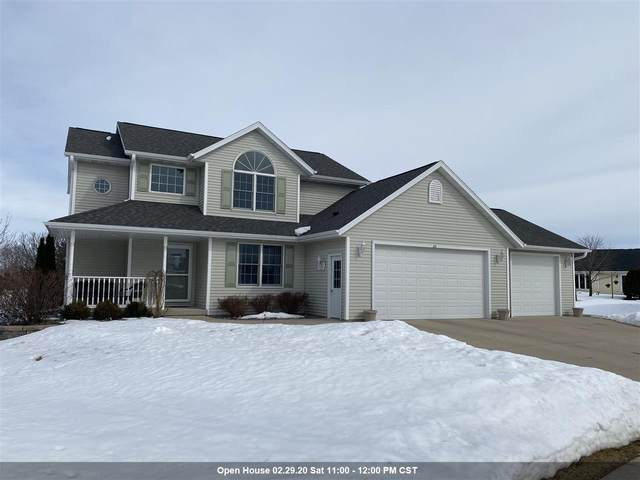 53 Malibu Court, Fond Du Lac, WI 54935 (#50217850) :: Dallaire Realty