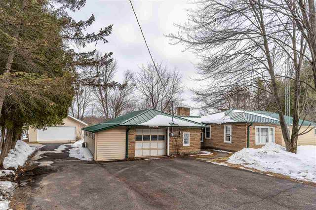 W6712 Hwy 21, Wautoma, WI 54982 (#50217851) :: Dallaire Realty