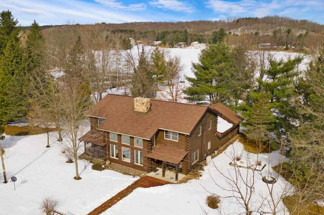 W6548 20TH Drive, Wautoma, WI 54982 (#50217882) :: Todd Wiese Homeselling System, Inc.