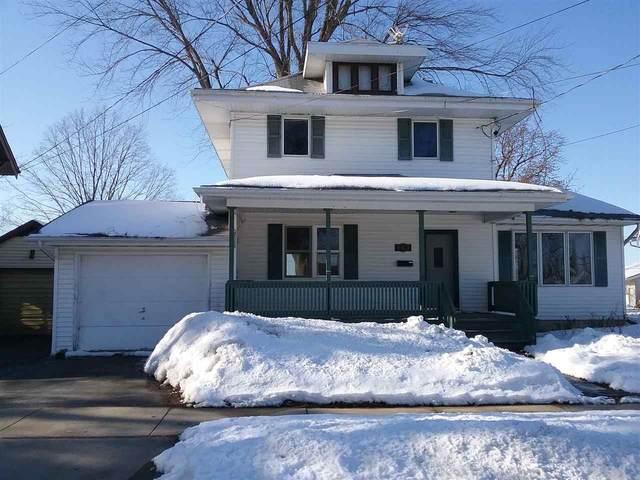 569 N German Street, Mayville, WI 53050 (#50217885) :: Todd Wiese Homeselling System, Inc.