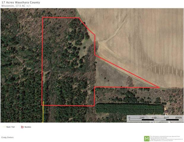 Dover Lane, Hancock, WI 54943 (#50217948) :: Todd Wiese Homeselling System, Inc.