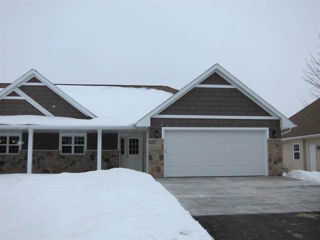 1143 Ducharme Street, Kaukauna, WI 54130 (#50217951) :: Todd Wiese Homeselling System, Inc.