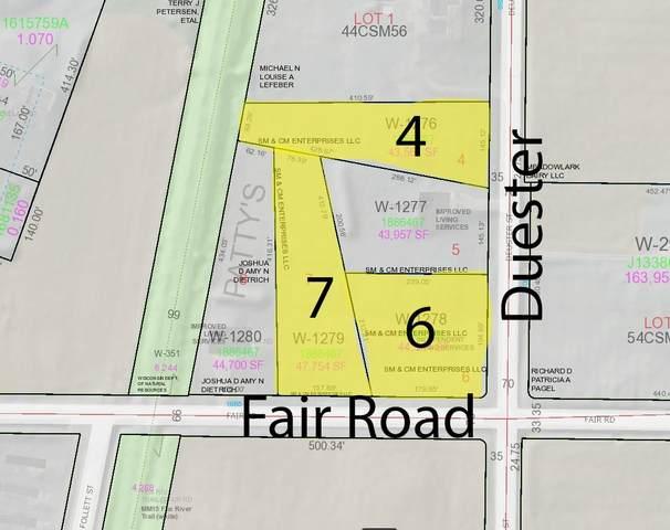 Deuster Street, Greenleaf, WI 54126 (#50217969) :: Todd Wiese Homeselling System, Inc.