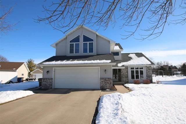 1346 Partridge Court, Oshkosh, WI 54904 (#50218085) :: Todd Wiese Homeselling System, Inc.
