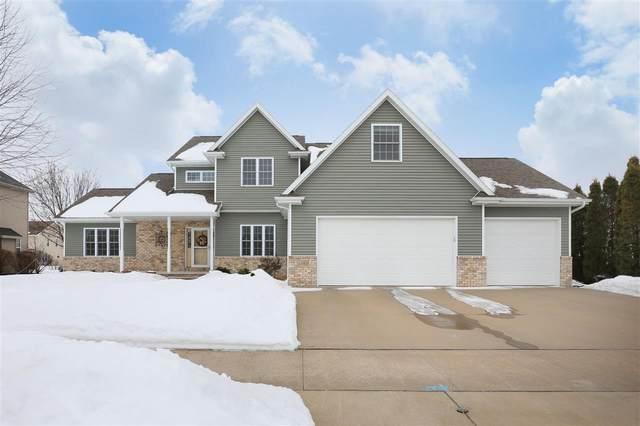3923 E Glory Lane, Appleton, WI 54913 (#50218134) :: Todd Wiese Homeselling System, Inc.