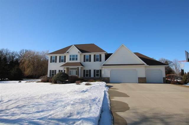 W4025 Fairlane Circle, Malone, WI 53049 (#50218143) :: Todd Wiese Homeselling System, Inc.