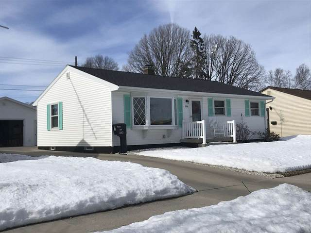 806 S 35TH Street, Manitowoc, WI 54220 (#50218194) :: Todd Wiese Homeselling System, Inc.