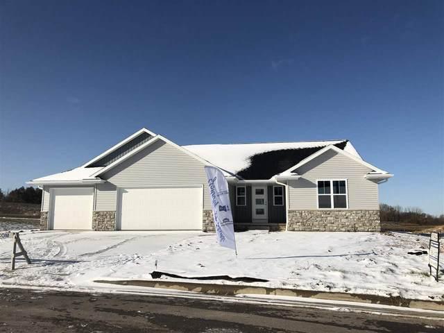 3348 Largo Ridge Drive, Green Bay, WI 54311 (#50218291) :: Todd Wiese Homeselling System, Inc.