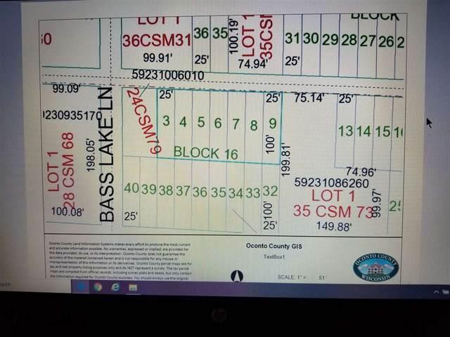 15422 Bass Lake Lane, Crivitz, WI 54114 (#50218294) :: Todd Wiese Homeselling System, Inc.