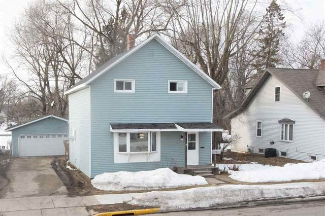 203 Cherry Avenue, Oconto Falls, WI 54154 (#50218315) :: Todd Wiese Homeselling System, Inc.