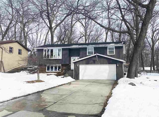 2574 Hazelwood Lane, Green Bay, WI 54304 (#50218406) :: Todd Wiese Homeselling System, Inc.