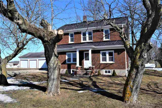 5539 Hwy P, Denmark, WI 54208 (#50218445) :: Todd Wiese Homeselling System, Inc.