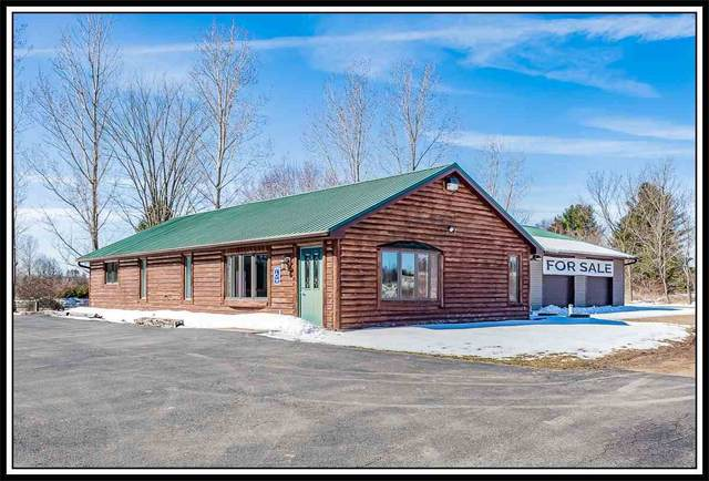 N3681 Hwy 110, Weyauwega, WI 54983 (#50218447) :: Todd Wiese Homeselling System, Inc.