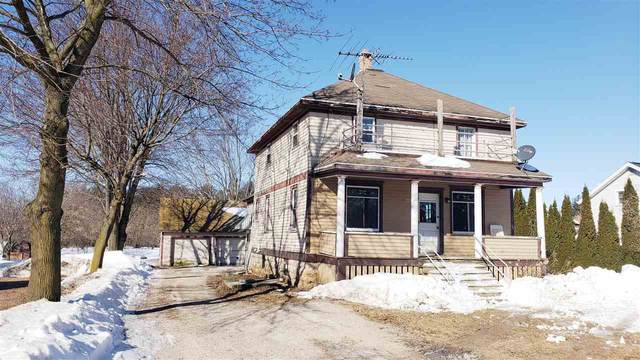 N2259 S Washington Road, Chilton, WI 53014 (#50218452) :: Todd Wiese Homeselling System, Inc.