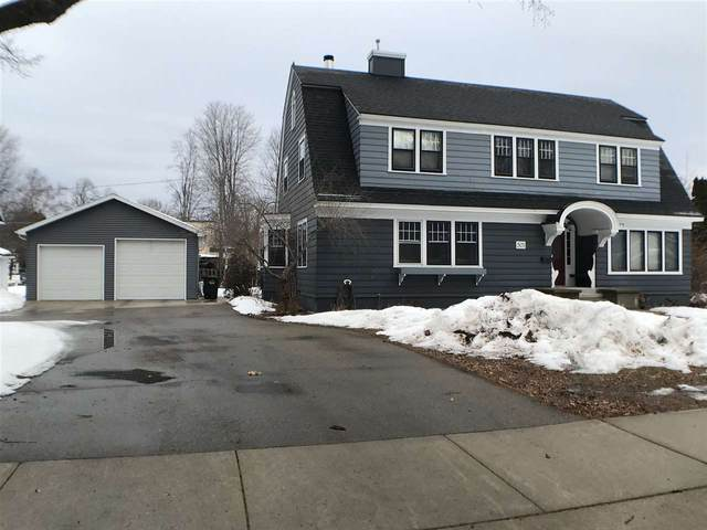 501 W 4TH Street, Shawano, WI 54166 (#50218456) :: Todd Wiese Homeselling System, Inc.