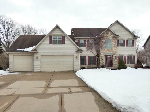 683 Winding Waters Way, De Pere, WI 54115 (#50218467) :: Todd Wiese Homeselling System, Inc.