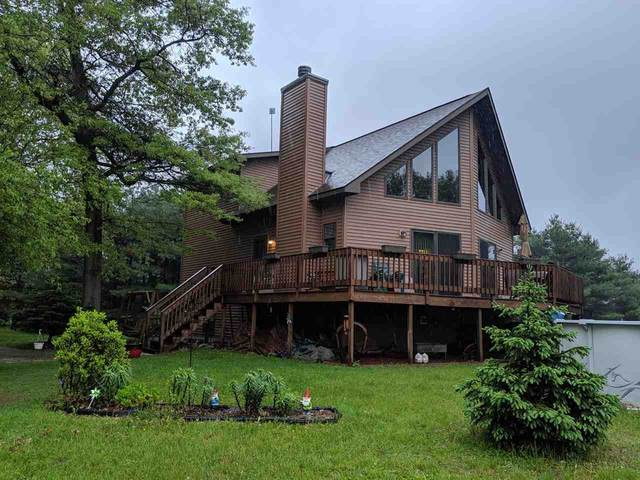 E2979 Nelsen Road, Waupaca, WI 54981 (#50218529) :: Todd Wiese Homeselling System, Inc.