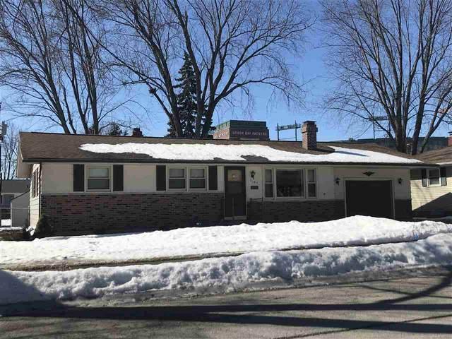 1187 Thorndale Street, Green Bay, WI 54304 (#50218542) :: Ben Bartolazzi Real Estate Inc