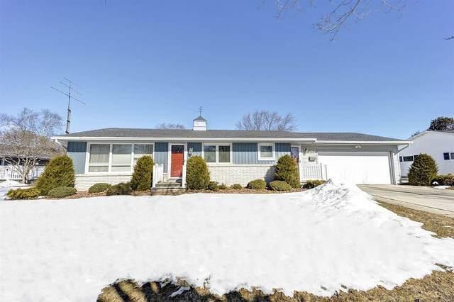 1213 Vliet Street, Kewaunee, WI 54216 (#50218543) :: Todd Wiese Homeselling System, Inc.