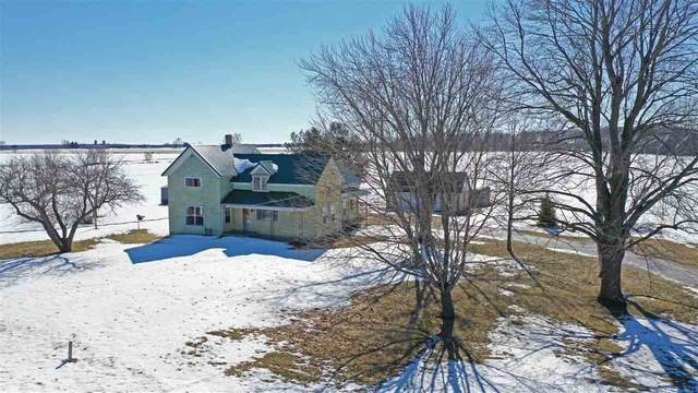 E9041 Elmdale Road, Clintonville, WI 54929 (#50218562) :: Todd Wiese Homeselling System, Inc.