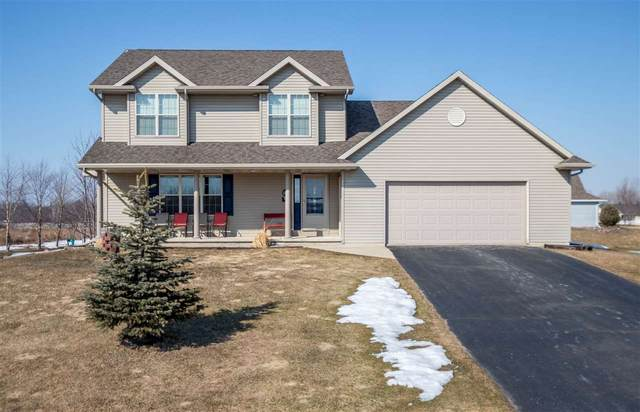 757 Aster Trail, Little Suamico, WI 54151 (#50218599) :: Todd Wiese Homeselling System, Inc.