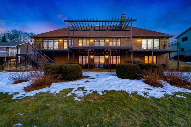 3125 Nicolet Drive, Green Bay, WI 54311 (#50218607) :: Todd Wiese Homeselling System, Inc.