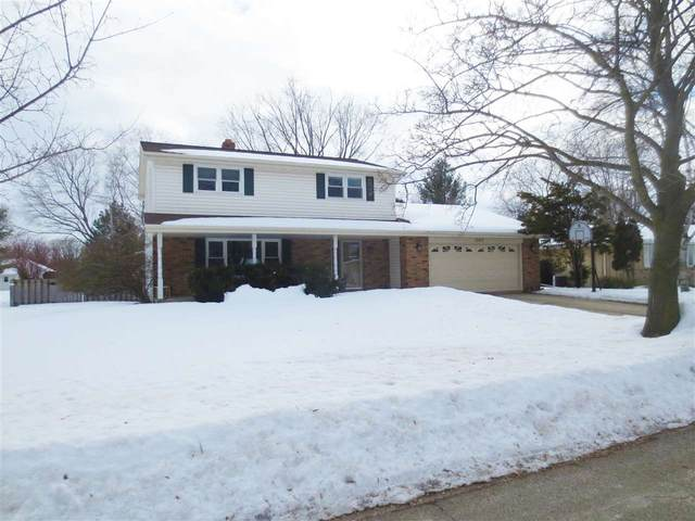 1567 W Marhill Road, Green Bay, WI 54313 (#50218610) :: Todd Wiese Homeselling System, Inc.