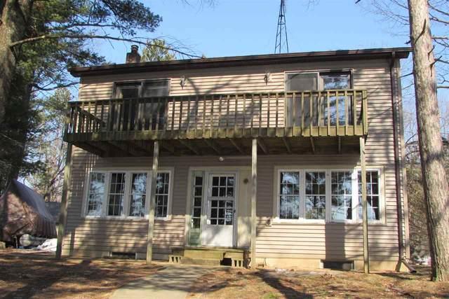 E1281 Round Lake Drive, Waupaca, WI 54981 (#50218617) :: Todd Wiese Homeselling System, Inc.