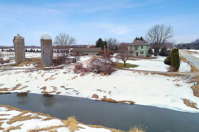 W3623 Killsnake Road, Chilton, WI 53014 (#50218640) :: Todd Wiese Homeselling System, Inc.