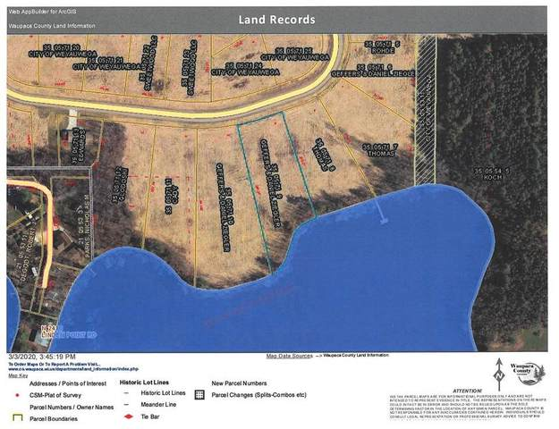 1017 Mill Pond Circle, Weyauwega, WI 54983 (#50218676) :: Symes Realty, LLC