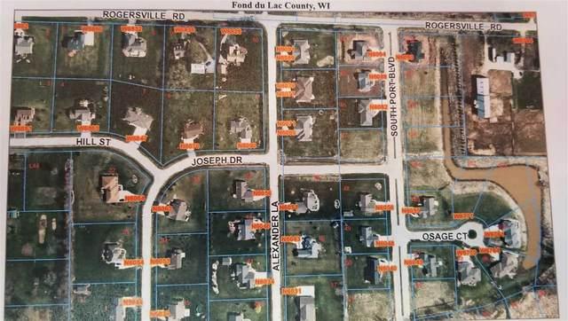 Southport Boulevard, Fond Du Lac, WI 54937 (#50218695) :: Carolyn Stark Real Estate Team