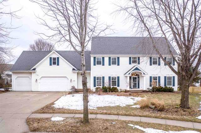 4116 N Windover Court, Appleton, WI 54913 (#50218746) :: Todd Wiese Homeselling System, Inc.