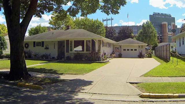 1255 Thorndale Street, Green Bay, WI 54304 (#50218780) :: Symes Realty, LLC