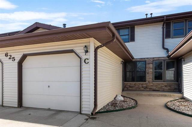 625 S Olson Avenue C, Appleton, WI 54914 (#50218785) :: Todd Wiese Homeselling System, Inc.