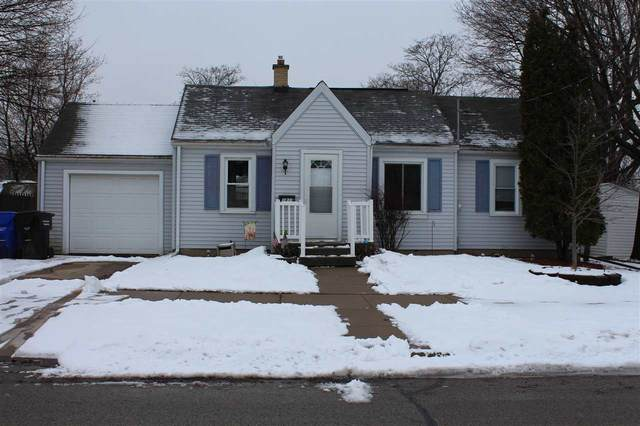 1813 W Summer Street, Appleton, WI 54914 (#50218787) :: Todd Wiese Homeselling System, Inc.